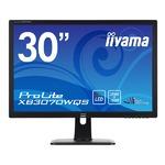 iiyama 30型ワイド液晶ディスプレイ ProLite XB3070WQS(LED、AH-IPS、WQHD) XB3070WQS-B1