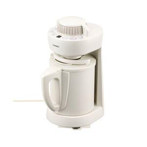 ツインバード工業 豆乳&スープメーカー (アイボリー) KC-D846VO - 拡大画像