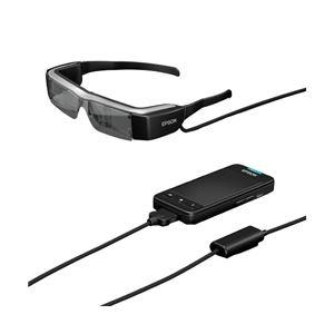 エプソン シースルーモバイルビューアー/MOVERIO/パーソナルシアター/Wi-Fi対応/Android4.0搭載 BT-200 - 拡大画像