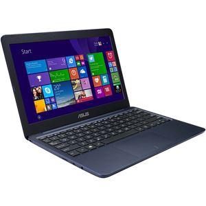 ASUS TeK ASUS EeeBook X205TA (Windows 8.1 with Bing32bit/Atom Z3735F搭載モデル) ダークブルー X205TA-B-DBLUE - 拡大画像