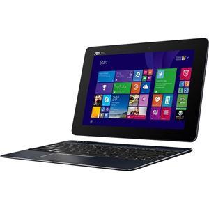 ASUS TeK ASUS TransBook T100 Chi (Windows 8.1 with Bing32bit/64GB eMMC/Office H&B付き/Atom Z3775搭載モデル) ダークブルー T100CHI-3775…