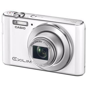 カシオ計算機 デジタルカメラ EXILIM EX-ZS190 ホワイト EX-ZS190WE