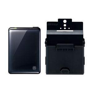 バッファロー BS4倍・地デジ3倍録画対応 テレビ用ハードディスク テレビ背面取付タイプ 500GB HDX-PN500U2/VC - 拡大画像