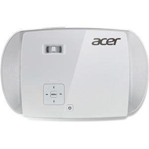 Acer LEDプロジェクター(WXGA(1280x800)/700lm/0.51kg/HDMI/USBディスプレイ/2GBメモリ内蔵/DLP 3D対応) K137