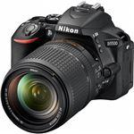 ニコン デジタル一眼レフカメラ D5500 18-140 VR レンズキット ブラック D5500LK18-140BK