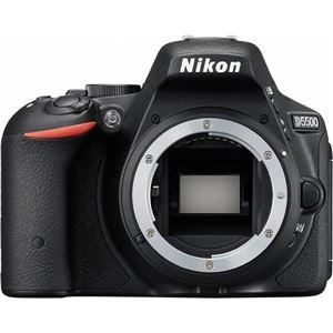 ニコン デジタル一眼レフカメラ D5500 ブラック D5500BK - 拡大画像