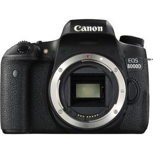Canon(キャノン) デジタル一眼レフカメラ EOS 8000D(W)・ボディー 0019C001 - 拡大画像