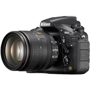 ニコン デジタル一眼レフカメラ D810 24-120 VR レンズキット D810LK24-120 - 拡大画像
