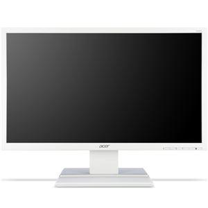 Acer 23型ワイド液晶ディスプレイ(非光沢/1920x1080/250cd/100000000:1/5ms/ホワイト/ミニD-Sub 15ピン・DVI-D24ピン(HDCP対応)) V236HLCwmdf