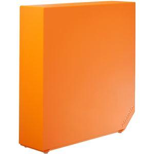 アイ・オー・データ機器 USB3.0/2.0対応外付ハードディスク Sunset Orange 2.0TB HDEL-UT2OR - 拡大画像
