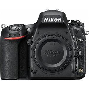 ニコン デジタル一眼レフカメラ D750 D750 - 拡大画像