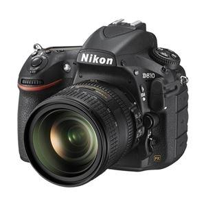 ニコン デジタル一眼レフカメラ D810 24-85 VR レンズキット D810LK24-85 - 拡大画像