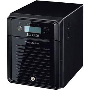 バッファロー テラステーション 管理者・RAID機能搭載 4ドライブNAS 4TB TS3400DN0404 - 拡大画像