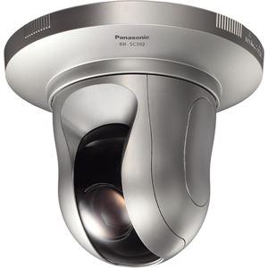 パナソニック 屋内タイプネットワークカメラ BB-SC382
