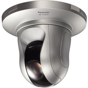 パナソニック 屋内タイプネットワークカメラ BB-SC384B