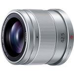 パナソニック(家電) デジタル一眼カメラ用交換レンズ LUMIX G 42.5mm/F1.7 ASPH./POWERO.I.S. (シルバー) H-HS043-S