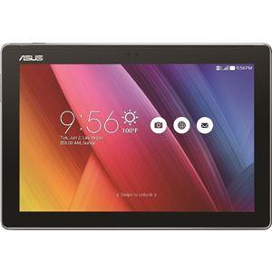 ASUS TeK ZenPad 10 (10.1インチ/Atom Z3560/16GB/LTEモデル)ブラック Z300CL-BK16 - 拡大画像
