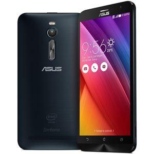 ASUS TeK ZenFone 2 32GB (Atom Z3560/2GBメモリ/LTE対応) ブラック ZE551ML-BK32 - 拡大画像