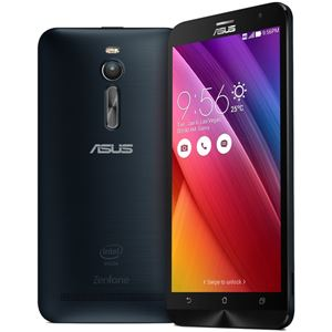 ASUS TeK ZenFone 2 64GB (Atom Z3580/4GBメモリ/LTE対応) ブラック ZE551ML-BK64S4 - 拡大画像