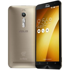 ASUS TeK ZenFone 2 64GB (Atom Z3580/4GBメモリ/LTE対応) ゴールド ZE551ML-GD64S4 - 拡大画像
