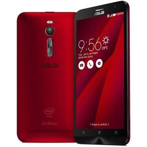 ASUS TeK ZenFone 2 64GB (Atom Z3580/4GBメモリ/LTE対応) レッド ZE551ML-RD64S4 - 拡大画像