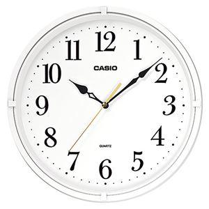カシオ計算機壁掛け時計スムーズ秒針IQ-88-7JF