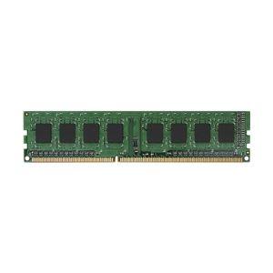 エレコムRoHS対応DDR3-1600(PC3-12800)240pinDIMMメモリモジュール/8GBEV1600-8G/RO
