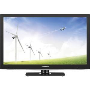 Hisense 24型ハイビジョン液晶テレビ デジタル3波 LEDバックライト搭載 外付HDD録画機能 HS24A220