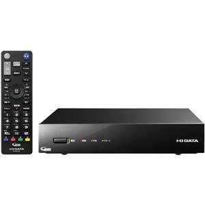 アイ・オー・データ機器 地上・BS・110度CSデジタル放送対応録画ネットワークテレビチューナー 「REC-ON」 HVTR-BCTX3