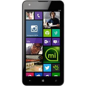 マウスコンピューター(モバイル) Windows Phone MADOSMA (法人専用) ブラック MADOSMA Q501BK - 拡大画像