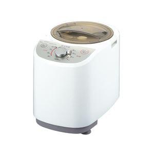 ツインバード工業コンパクト精米器精米御膳(ホワイト)MR-E520W