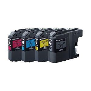 ブラザー工業 インクカートリッジ お徳用4色パック LC211-4PK