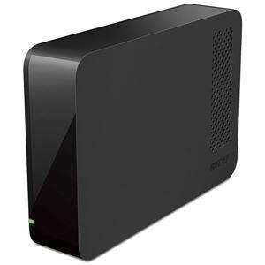 バッファロー ドライブステーション ターボPC EX2 Plus対応 USB3.0用 外付けHDD 4TBブラック HD-LC4.0U3-BKE - 拡大画像