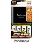 パナソニック(家電) 単3形ニッケル水素電池4本付急速充電器セット K-KJ55HLD40