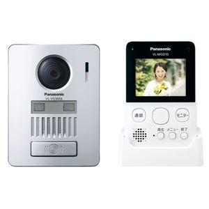 パナソニック(家電) ワイヤレステレビドアホン VL-SGD10L