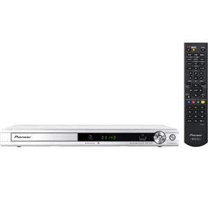 パイオニア ブルーレイディスク/DVDプレーヤー ホワイト BDP-3140-W