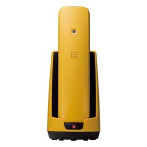 パイオニア デジタルコードレス留守番電話機 イエロー TF-FD15S-Y