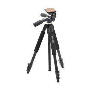 スリック スプリントDX ブラック ミラーレスカメラ用小型軽量三脚 106648の写真1