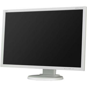 NEC 24型液晶ディスプレイ(白) LCD-E245WMI