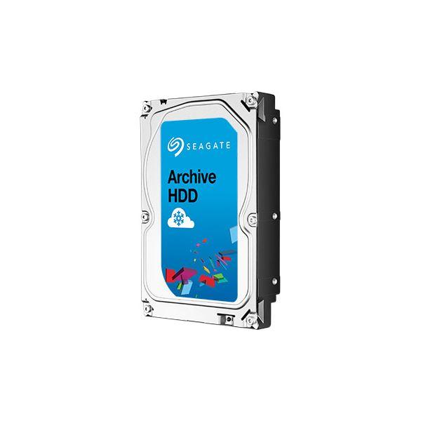 Seagate Archive HDDシリーズ 3.5インチ内蔵HDD 8TB SATA 6.0Gb/s5900rpm 128MB ST8000AS0002f00