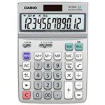 カシオ計算機 デスク型電卓 12桁 グリーン購入法適合商品 DF-120GT-N