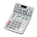 カシオ計算機 ジャストタイプ電卓 12桁 グリーン購入法適合商品 JF-120GT-N