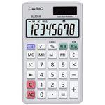 カシオ計算機 パーソナル電卓 手帳タイプ 8桁 SL-300A-N