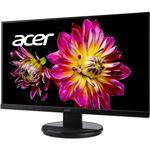Acer 27型ワイド液晶ディスプレイ K272HLEbmidx(非光沢/1920x1080/300cd/100000000:1/4ms/ブラック/ミニD-Sub15ピン・DVI-D24ピン・HDMI/ゼロフレーム) K272HLEbmidx
