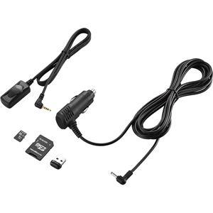 エレコム ドライブレコーダー/Wi-Fi対応/GPS対応/法人向け LVR-HSD310HWG