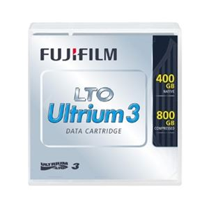 富士フイルム(メディア) LTO Ultrium3 データカートリッジ 400/800GB LTO FB UL-3 400G J