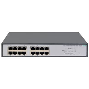 HP(Enterprise) HPE OfficeConnect 1420-16G Switch JH016A#ACF
