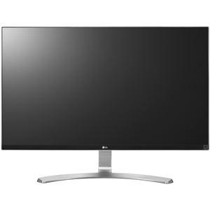 LG Electronics Japan 27型4K対応ワイド液晶ディスプレイ(フレームレスIPSパネル/HDMI2.0準拠/解像度3840x2160/LED/ブルーライト低減/フリッカーセーフ/液晶パネル・バックライト3年保証) 27UD68-W