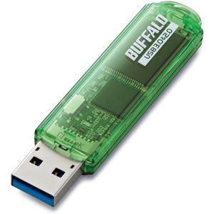 バッファロー USB3.0対応 USBメモリー スタンダードモデル 16GB グリーン RUF3-C16GA-GR h02