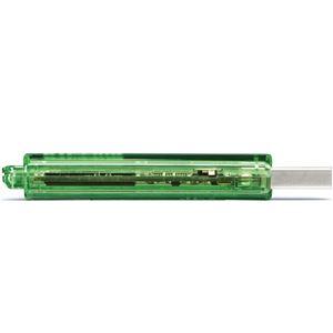バッファロー USB3.0対応 USBメモリー スタンダードモデル 16GB グリーン RUF3-C16GA-GR f04
